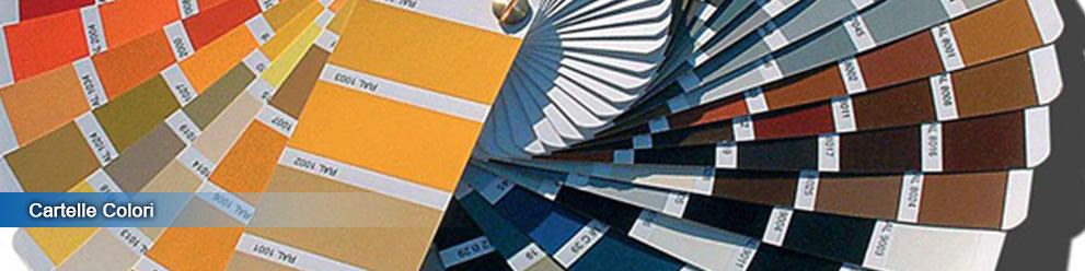 Cartelle Colori - Attiva colori e toni